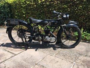 AJS 1927 H4 Sporting  350cc SV ORIGINAL For Sale
