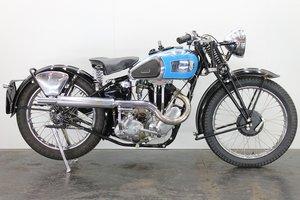 AJS Model 38/26 Silver Streak 1938 350cc 1 cyl ohv For Sale
