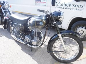 **APRIL AUCTION**1958 AJS 16 MS For Sale by Auction