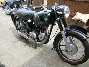 1955 AJS 500cc 18s JAMPOT For Sale