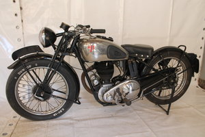 AJS SILVER STREAK 1938 For Sale by Auction