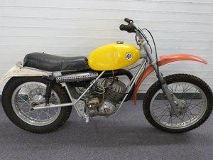 Circa 1972/3 AJS Stormer 250cc scrambler For Sale by Auction