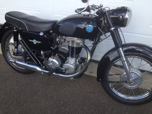 1960 Superb AJS 350cc