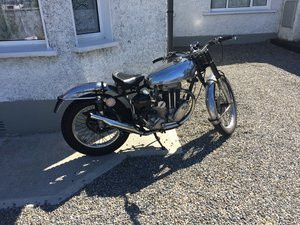 1951 AJS Competition machine