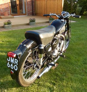 AJS 350cc G3LS 1953 Immaculate Condition