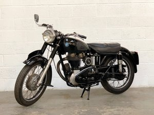AJS 18S 1955 500cc Jampot For Sale