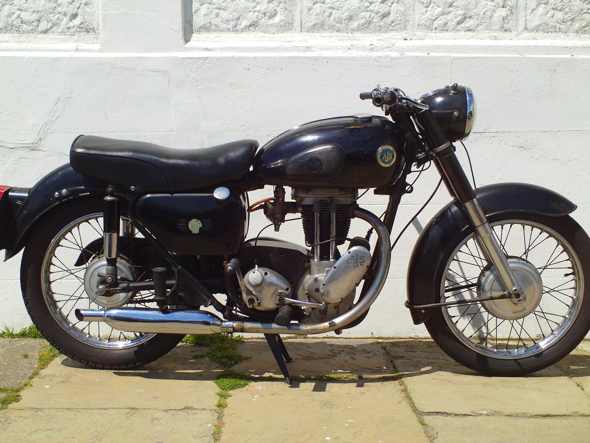 1962 AJS MODEL 16 16MS SOLD (picture 1 of 6)