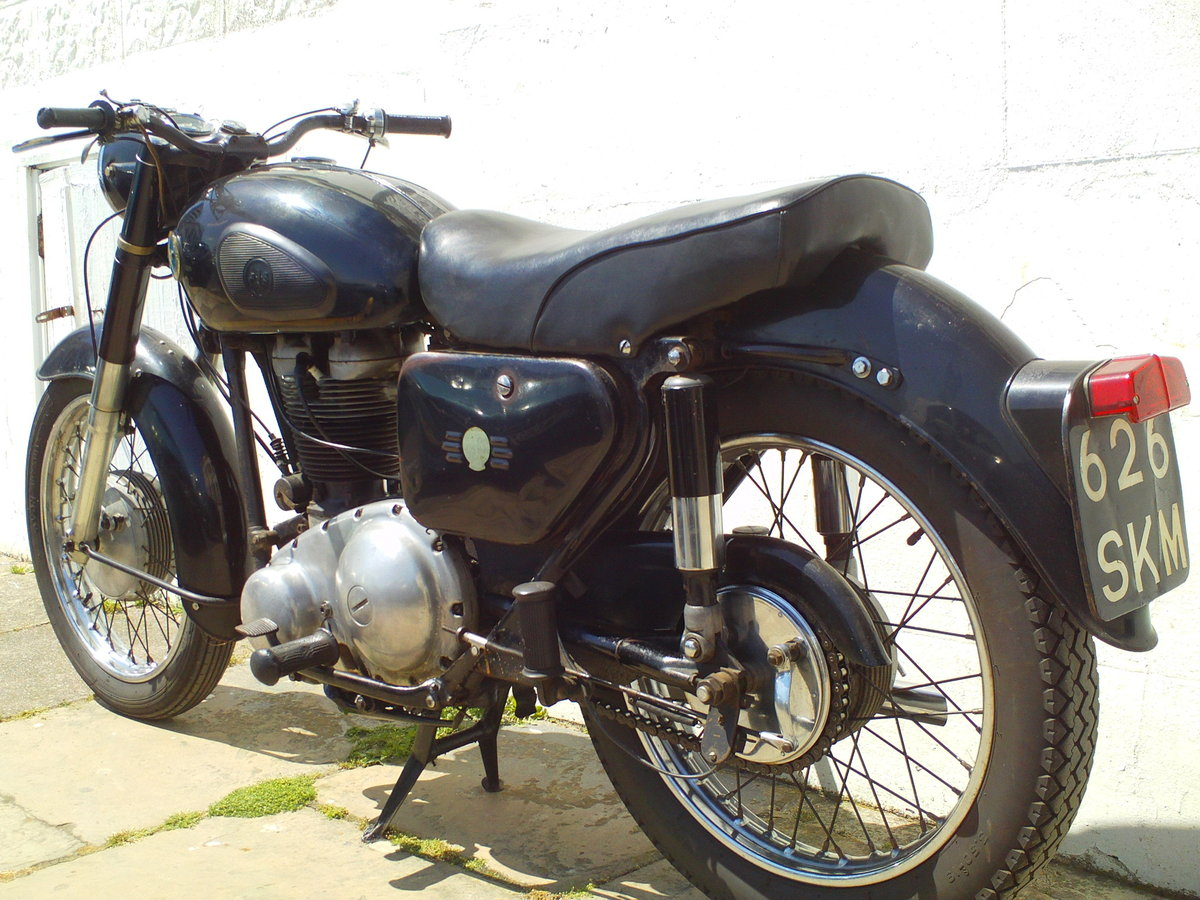 1962 AJS MODEL 16 16MS SOLD (picture 4 of 6)