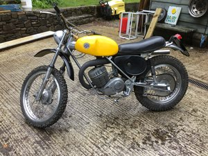 1974 250 Stormer For Sale