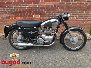 AJS Model 20 - 1956 500cc M20 Twin, Recent Engine Rebuild For Sale