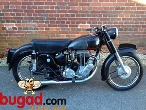 1954 AJS 18S - 500cc Single Thumper, Ride/Restore For Sale