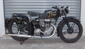AJS M12 1939 For Sale
