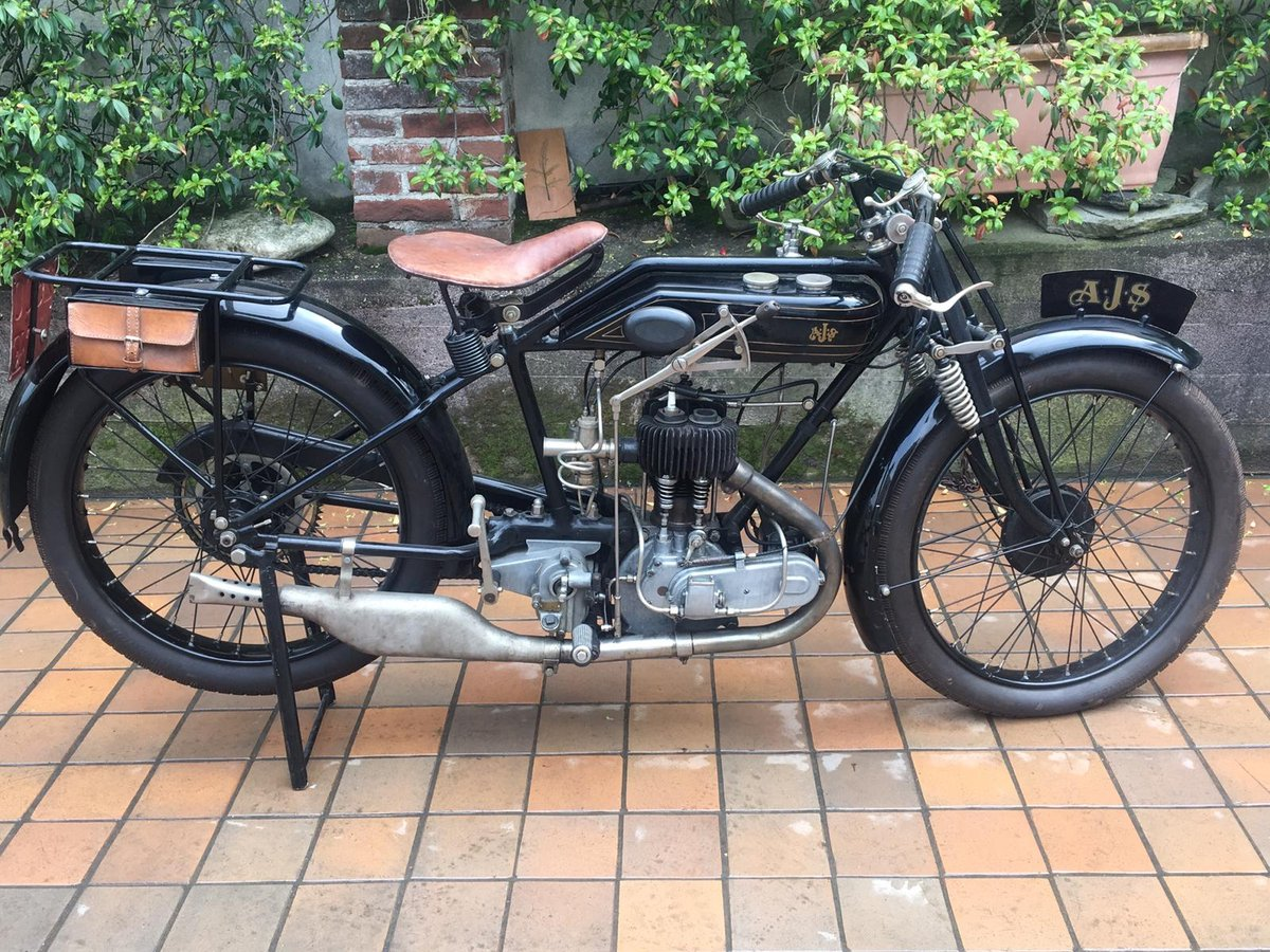 1925 AJS 350 SPORT For Sale (picture 1 of 6)