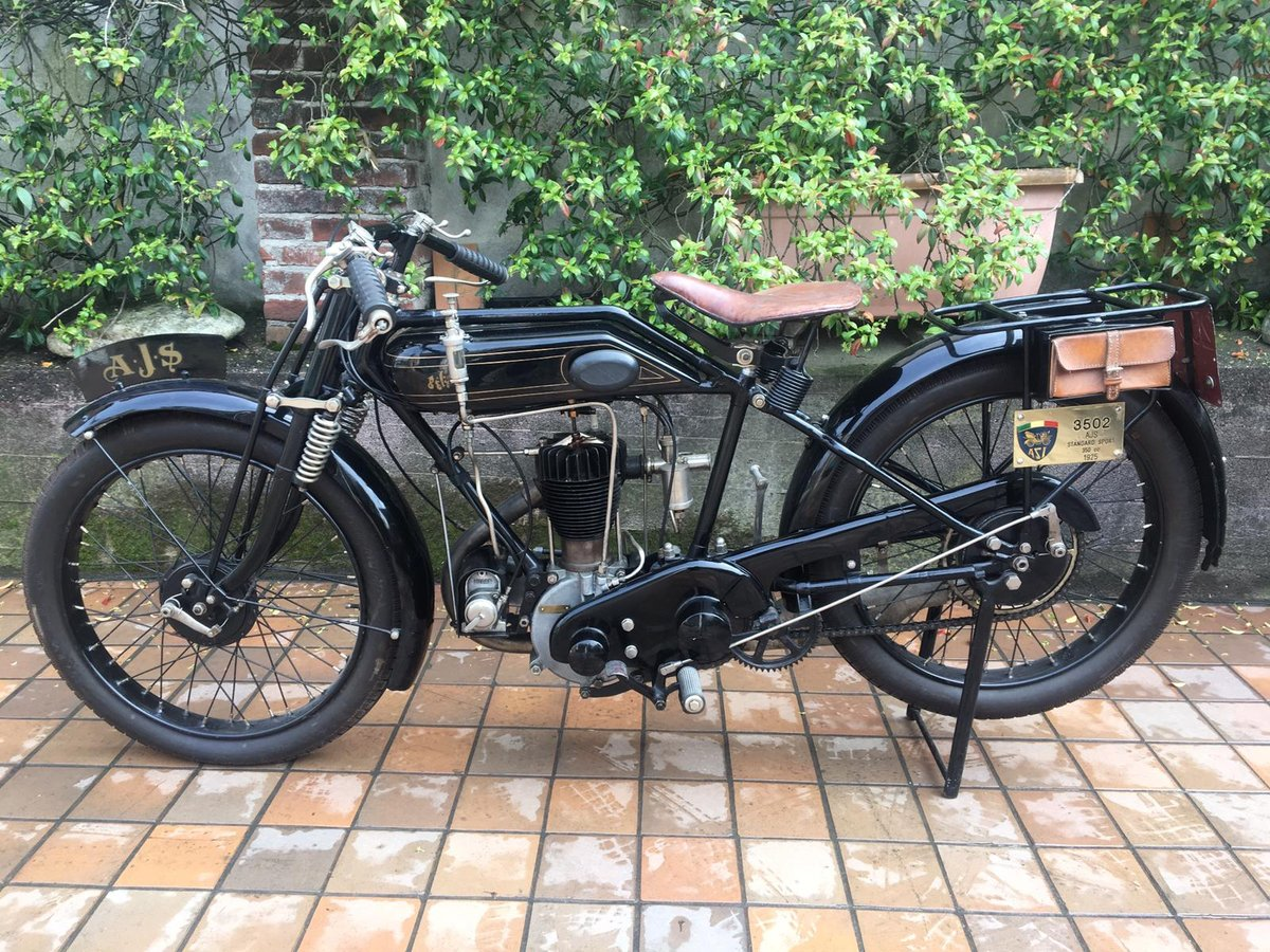 1925 AJS 350 SPORT For Sale (picture 2 of 6)