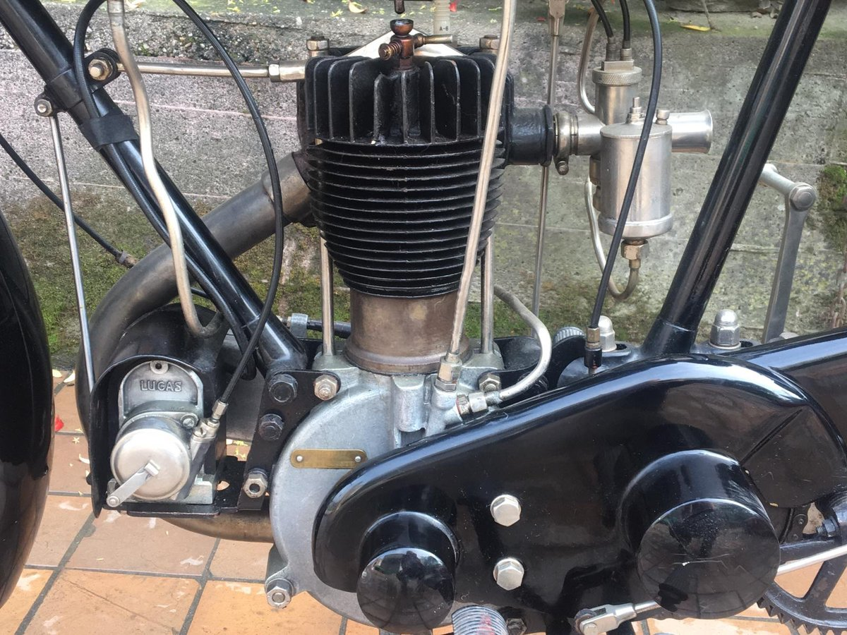 1925 AJS 350 SPORT For Sale (picture 4 of 6)