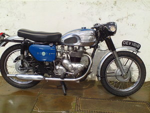 1963 AJS MODEL 31 CSR For Sale