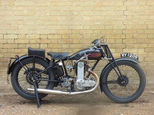 1929 AJS Model M7 350cc OHC For Sale