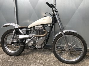 AJS MATCHLESS TRIALS VERY TRICK SORTED BIKE £14995 ONO PX