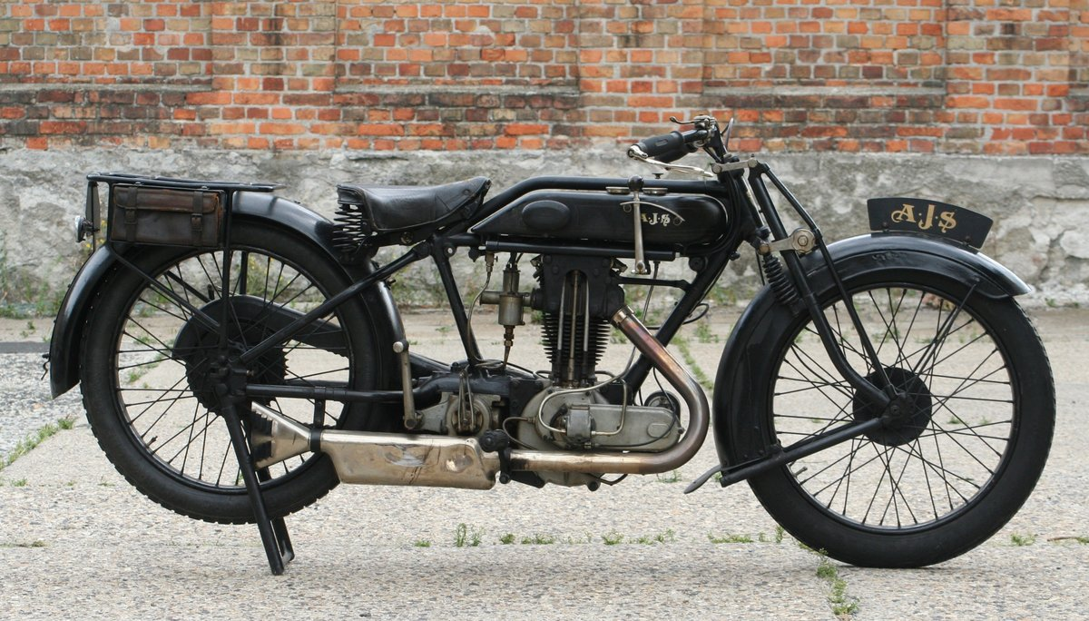 AJS G8 1926 500 OHV For Sale (picture 1 of 6)