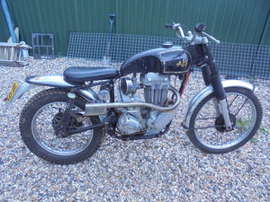 1960 AJS 350cc  trials  bike For Sale