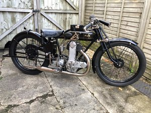 1928 AJS K7 Cammy For Sale