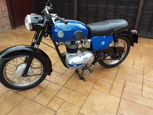 1960 AJS model 14 Ready to ride For Sale