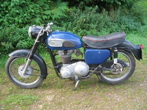 1962 AJS Model 16 Sapphire For Sale