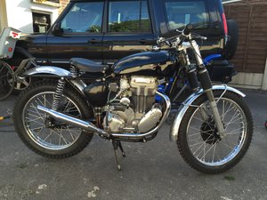 1961 AJS 350 16c Trials For Sale