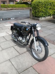 1959 AJS Model 16 For Sale