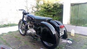 1961 AJS model 31. 650