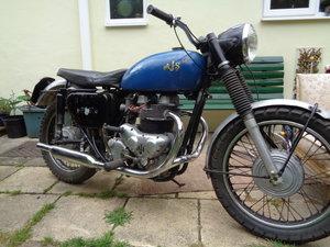 1961 ajs 650 csr