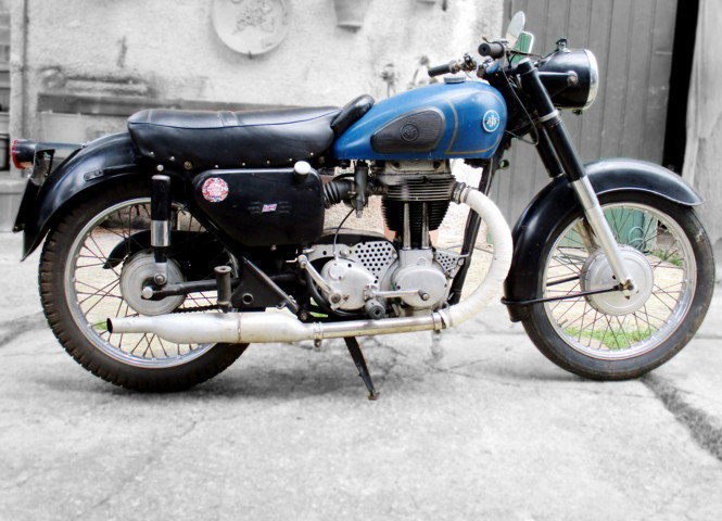 AJS MODEL 500CC (1959) For Sale (picture 1 of 6)