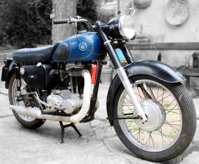 AJS MODEL 500CC (1959) For Sale (picture 3 of 6)