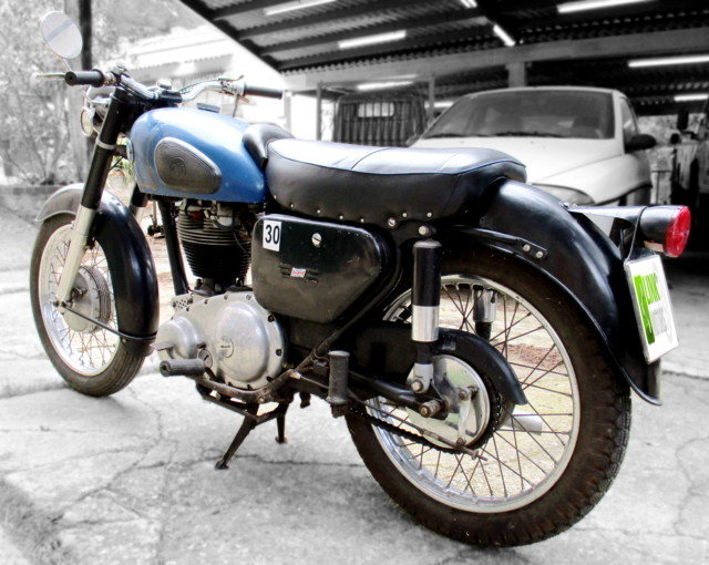 AJS MODEL 500CC (1959) For Sale (picture 4 of 6)