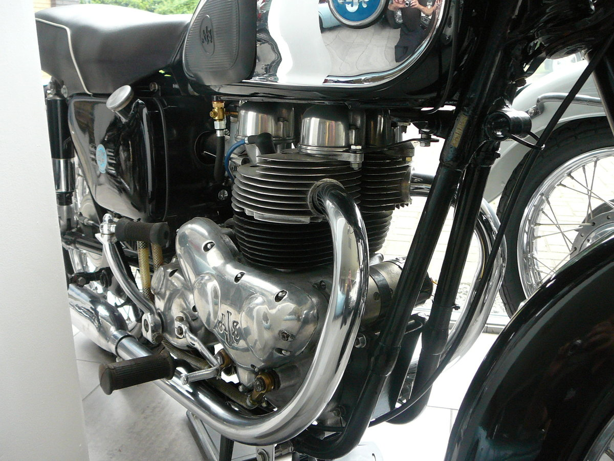 1961 AJS Model 31 For Sale (picture 3 of 6)