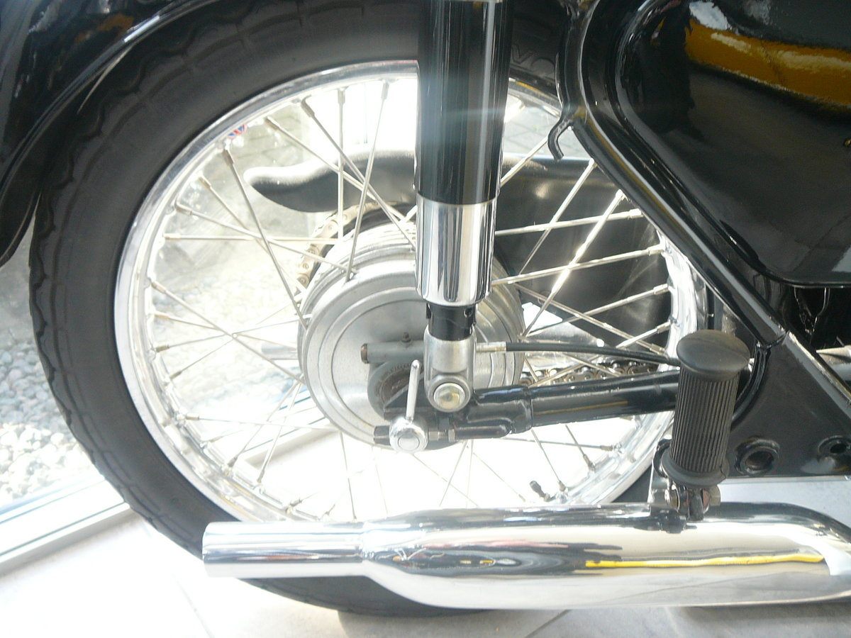 1961 AJS Model 31 For Sale (picture 4 of 6)