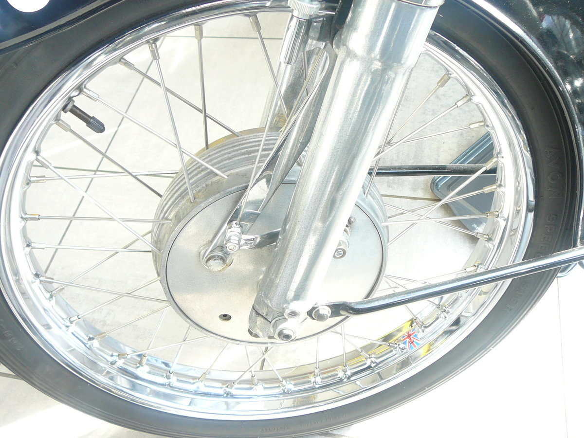 1961 AJS Model 31 For Sale (picture 6 of 6)
