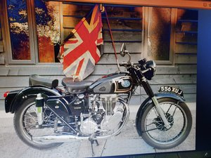 1952 Ajs 16ms For Sale