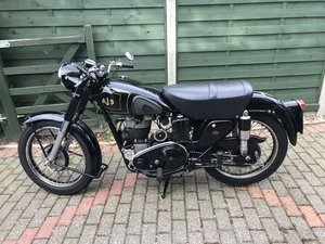 1952 AJS 16MS British Classic SOLD