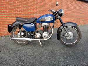 AJS Model 16 Sceptre  348cc  1961 For Sale