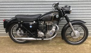 1957 AJS 350cc for auction February 15th