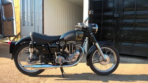 1955 A.J.S 350cc For Sale