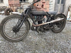 1927 AJS Model H8 For Sale by Auction