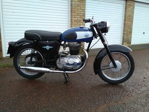 1962 AJS Model 14 250 For Sale