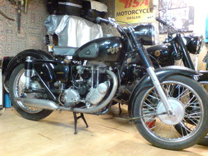 1955 AJS 350cc For Sale