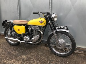 1960 AJS 500 MINT BIKE COMP MOTOR READY TO RIDE OFFERS PX TRIALS