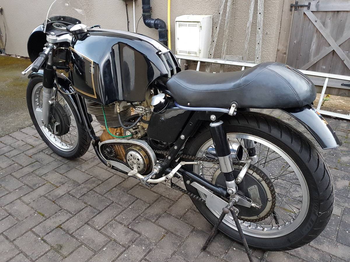 Ajs 7r boy racer 1956 350cc For Sale (picture 4 of 6)