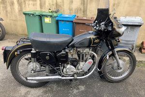 1954 AJS 16MS