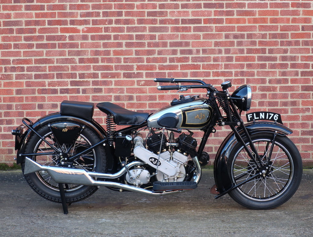 1939 AJS Model A2 For Sale (picture 1 of 6)