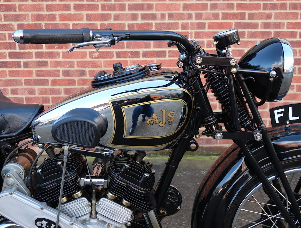 1939 AJS Model A2 For Sale (picture 2 of 6)